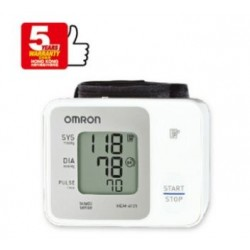Omron 手腕式血壓計 HEM-6121