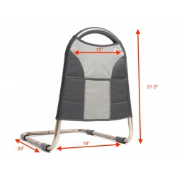 Stander 免安裝輕巧便攜式床欄