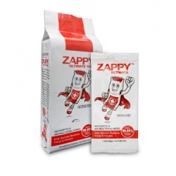 Zappy Ultimate Antiseptic 10s Wet Wipes 消毒濕紙巾