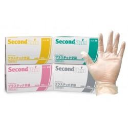 Medicom Second Skin PVC 檢查手套