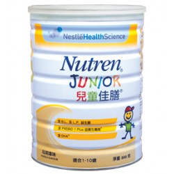 兒童佳膳 Nutren Junior