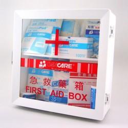 加護安全藥箱