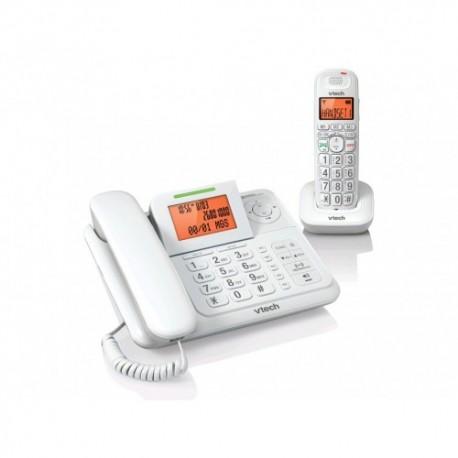 VTECH 數碼擴音功能電話子母機組合