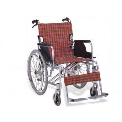 鋁合金手動輪椅A
