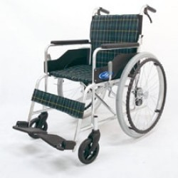 Nissin CBU Deluxe Wheelchair