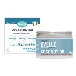 Ovelle Coconut Oil 椰子油多用途潤膚保濕油
