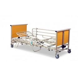 FS2 電動升降三摺護理床