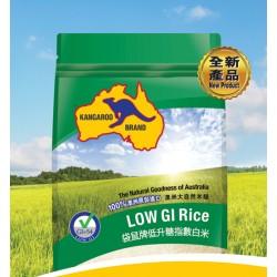 袋鼠牌低升糖指數白米