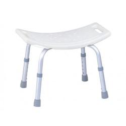 鋁合金塑膠沖涼椅