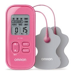 OMRON HV-F021低周波治療儀