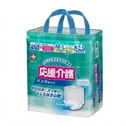 日本白十字紙尿褲薄裝