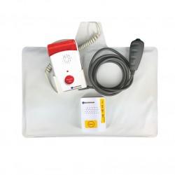 防跌管理警示系統壓力感應床墊