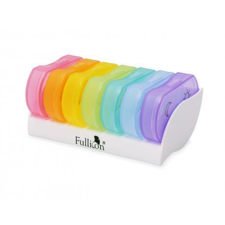 7天彩虹藥盒
